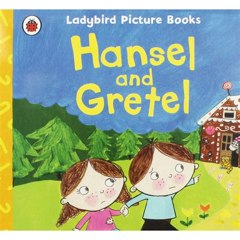 hansel and gretel story book with pictures ladybird picture books hansel and gretel by ronne