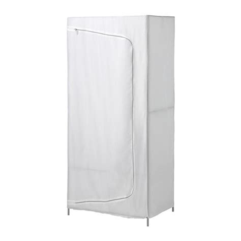 breim armoire penderie blanc ikea