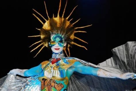european painting festival in seeboden bodypainting festival picture of seeboden carinthia