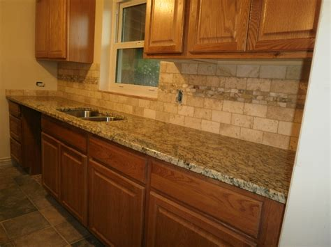 granite tile backsplash integrity installations a division of front
