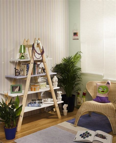 Diy Home Decor Ideas Living diy ladder shelf ideas easy ways to reuse an old ladder