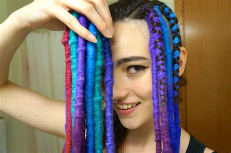 how to put dread on how i install de dreads