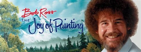 bob ross paintings on netflix troline design ideas that move