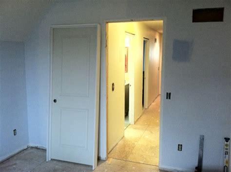 install interior doors how to replace a prehung interior door buildipedia