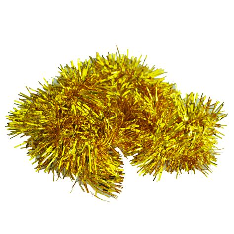 tree decorations garland 2m 6 5 ft tinsel tree decorations tinsel