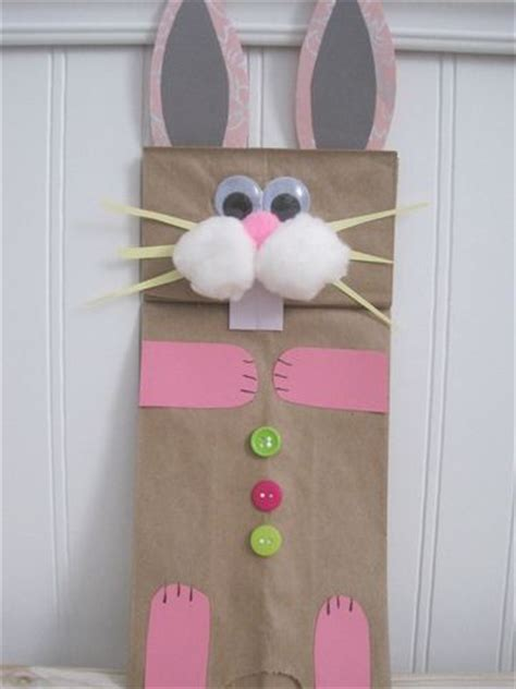 easter bunny paper crafts 25 best ideas about bunny crafts on easter