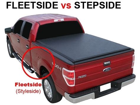 what is a bed fleetside vs stepside autos post