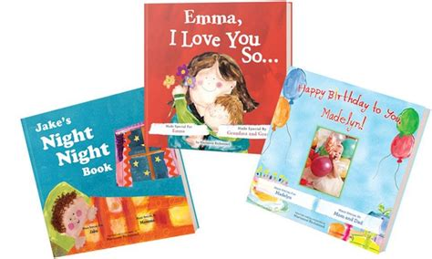 custom picture book personalized books put me in the story groupon