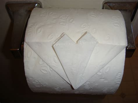 paper towel origami toilet paper origami amypayroo