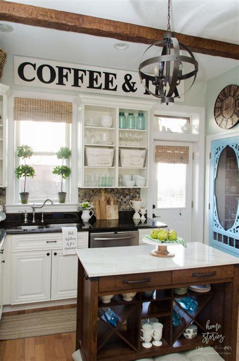 farmhouse kitchen design ideas 13 simple farmhouse decor ideas