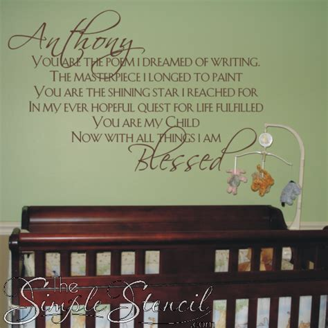 nursery sayings wall decals baby nursery decor awesome baby nursery wall quotes