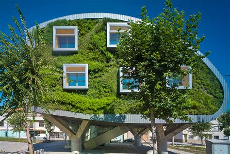 the idea of green architecture theydesign net