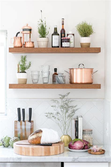 kitchen shelves best 25 kitchen shelves ideas on