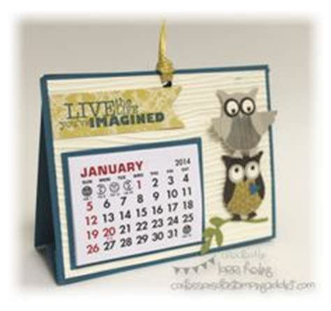 calendar craft projects calendar and post it holder ideas on note