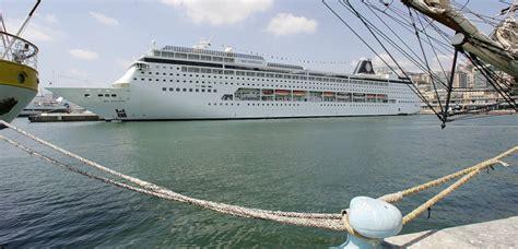 gr 232 ve au port du havre un accord direction cgt sur l accueil des paquebots