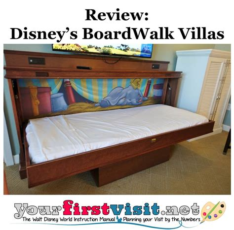 Fold Down Dining Room Table by Updated Review Of Disney S Boardwalk Villas
