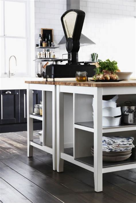 ikea fan favorite stenstorp kitchen island a free standing kitchen island that adds an