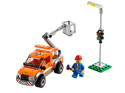 repair lights light repair truck lego shop