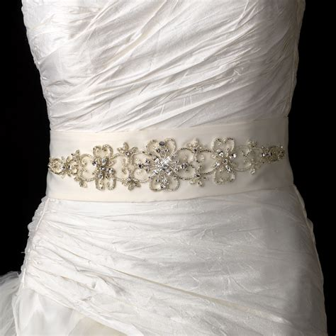 beaded wedding sash beautiful beaded wedding sash bridal belt 20