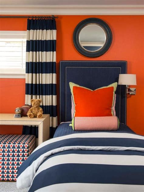 boys bedroom idea best 25 navy orange bedroom ideas on orange