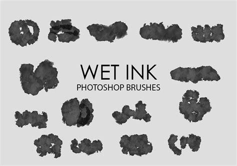 5 brushes free free ink photoshop brushes 5 free photoshop brushes