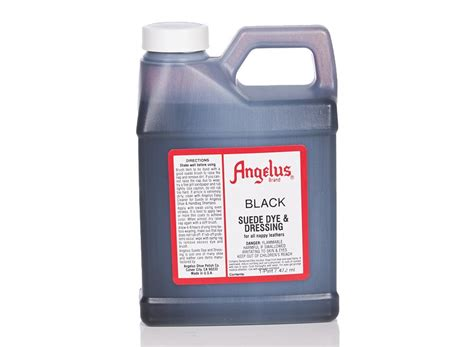 angelus paint on suede angelus dyes paint black 1 pt suede dye leather