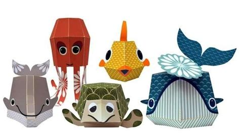 animal paper craft 301 moved permanently