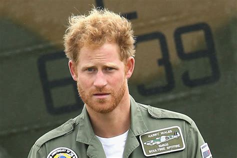 prince harry s royal fans left swooning prince harry s new beard at