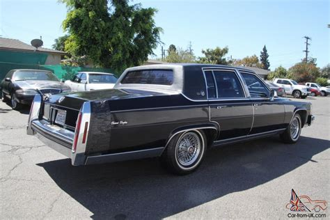 1986 Cadillac Fleetwood Brougham For Sale by 1986 Cadillac Fleetwood Brougham Used Cars For Sale Html