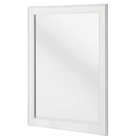 home decorators mirror home decorators collection gazette 24 in x 32 in framed