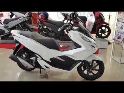 Pcx 2018 Color by Honda Pcx Version 2018 White Color With Smartkey