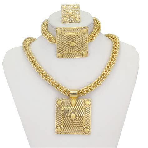big for jewelry aliexpress buy 2017 big heavy chunky jewellery