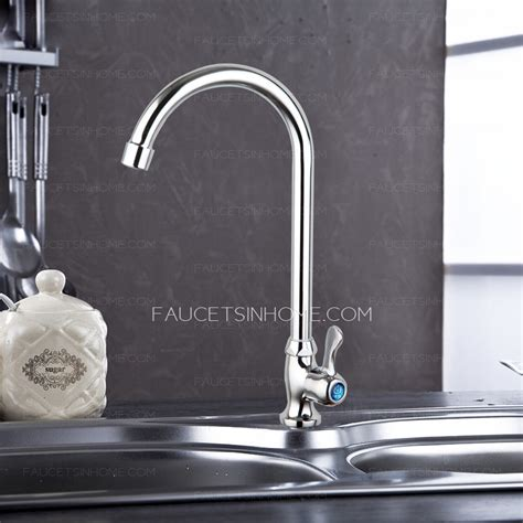 affordable kitchen faucets cheap bent copper single handle kitchen sink faucet