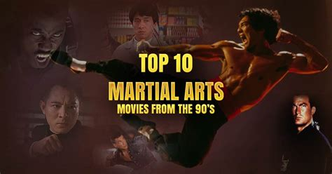 top 10 martial arts top 10 martial arts from the 90 s knocks