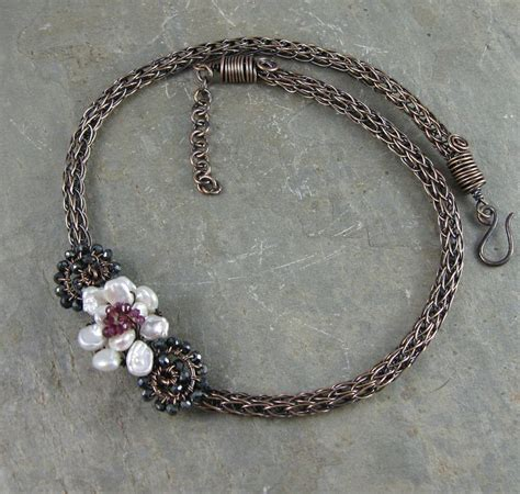 viking knitting wire jewelry 17 best images about viking knit inspirations on