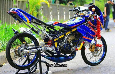 Gambar Modifikasi Motor Drag by Gambar Motor Drag Impremedia Net