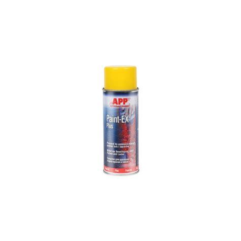 spray paint app app paint ex plus spray spray paint remover 400ml