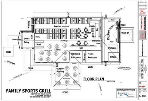 bar floor plans sports bar layout and design studio design gallery
