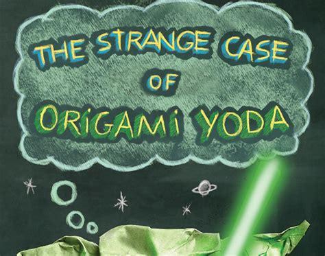 origami yoda summary smithville elementary library the strange of origami