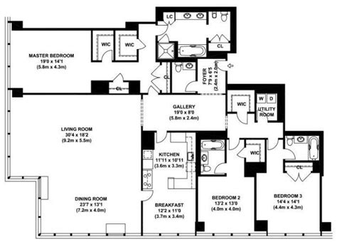 nyc apartment floor plans apartment floor plans nyc interior design