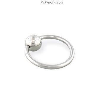 how to use a captive bead ring captive bead ring 18 ga at mspiercing