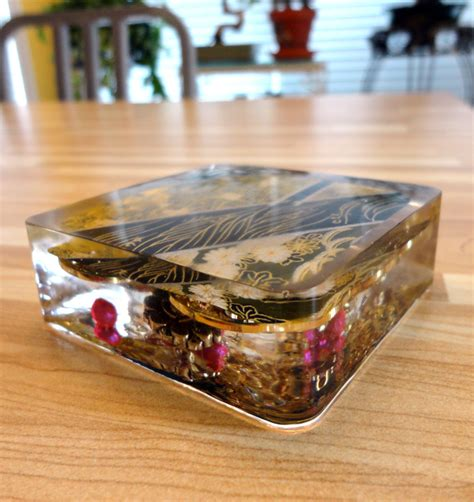 with resin resin crafts the pour or why you need polyester