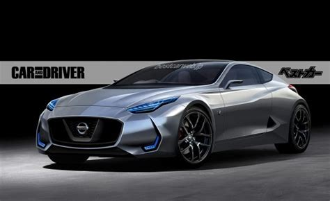 New Z Car by Nissan Z Concept Coming Production Car Could Reach 500