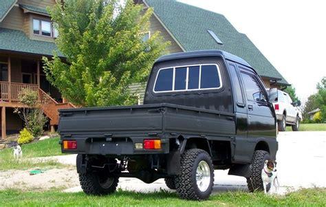 Daihatsu Hijet 4x4 by Honda 4x4 Mini Truck Autos Post