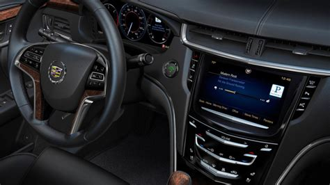 Cadillac Cue by Cadillac Cue Gm S Luxury Brand Ups The Infotainment
