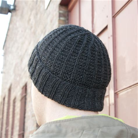 knit beanie pattern easy how to knit an easy beanie