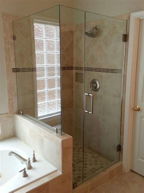 shower doors frameless frameless shower doors custom glass shower doors atlanta ga