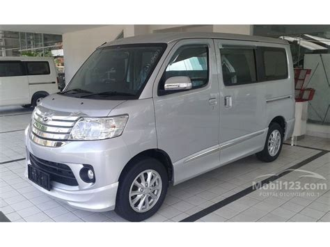 Daihatsu Luxio by Jual Mobil Daihatsu Luxio 2017 X 1 5 Di Dki Jakarta Manual
