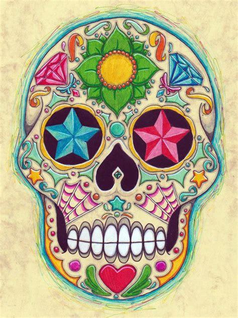 sugar skull sugar skull 2 by koxnas viva mexico