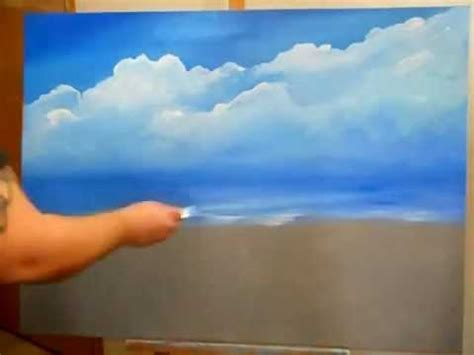 acrylic painting a sky acrylic sky and painting by miguel